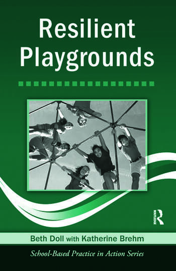 Resilient Playgrounds book cover
