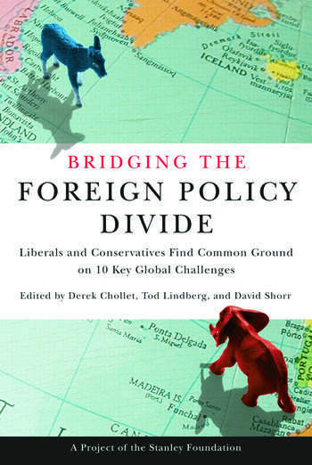 Bridging the Foreign Policy Divide book cover