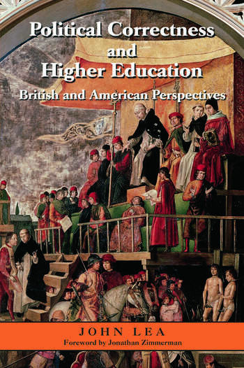 Political Correctness and Higher Education British and American Perspectives book cover