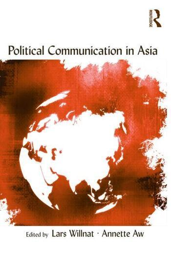 Political Communication in Asia book cover