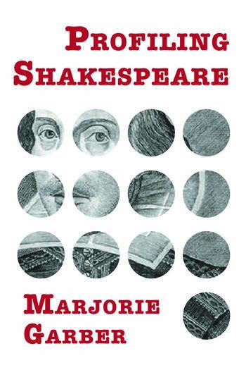 Profiling Shakespeare book cover
