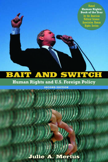 Bait and Switch Human Rights and U.S. Foreign Policy book cover