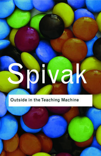 Outside in the Teaching Machine book cover