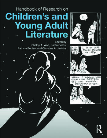 Handbook of Research on Children's and Young Adult Literature book cover