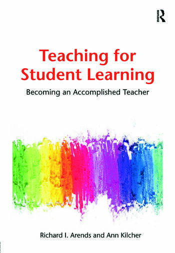 Teaching for Student Learning Becoming an Accomplished Teacher book cover