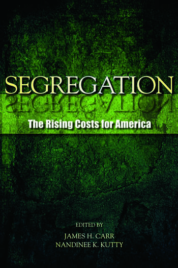 Segregation The Rising Costs for America book cover
