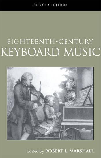 Eighteenth-Century Keyboard Music book cover