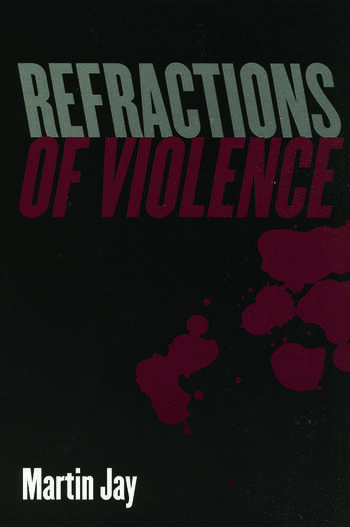Refractions of Violence book cover