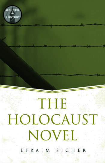 The Holocaust Novel book cover