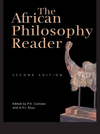 The African Philosophy Reader book cover