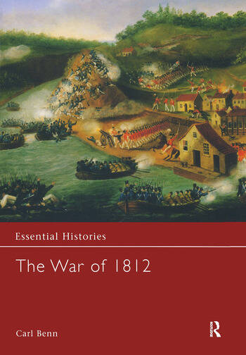 The War of 1812 book cover