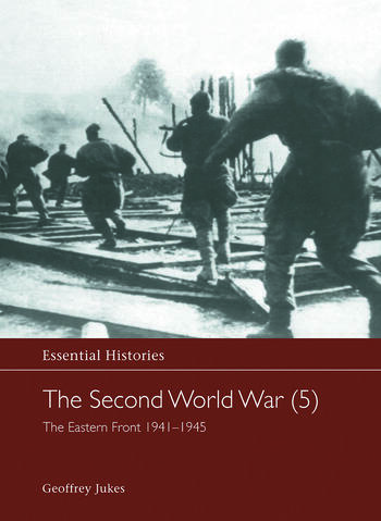 The Second World War, Vol. 5 The Eastern Front 1941-1945 book cover