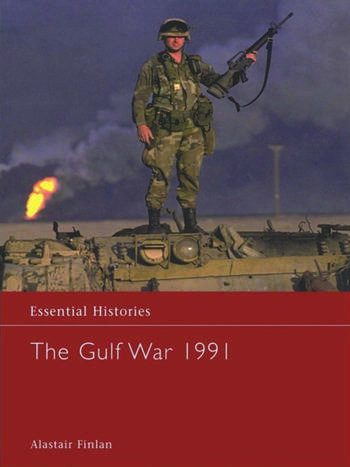 The Gulf War 1991 book cover