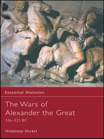 The Wars of Alexander the Great book cover