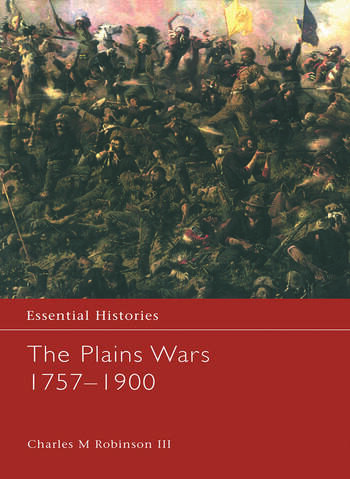 The Plains Wars 1757-1900 book cover