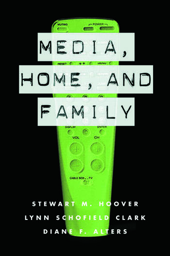 Media, Home and Family book cover