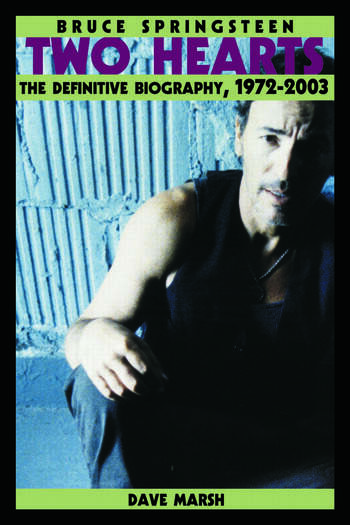 Bruce Springsteen Two Hearts, the Story book cover