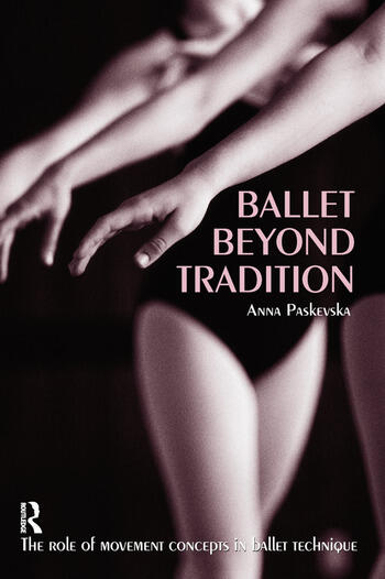 Ballet Beyond Tradition book cover