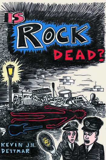 Is Rock Dead? book cover