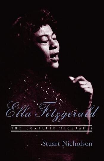 Ella Fitzgerald A Biography of the First Lady of Jazz, Updated Edition book cover