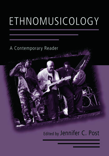 Ethnomusicology A Contemporary Reader book cover