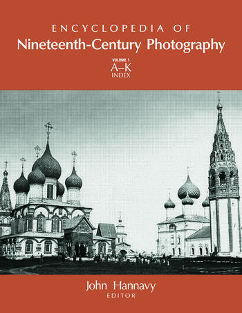 Encyclopedia of Nineteenth-Century Photography book cover