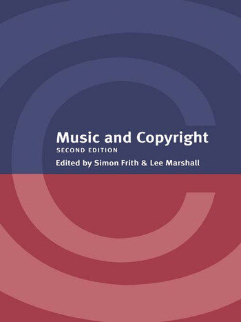 Music and Copyright book cover