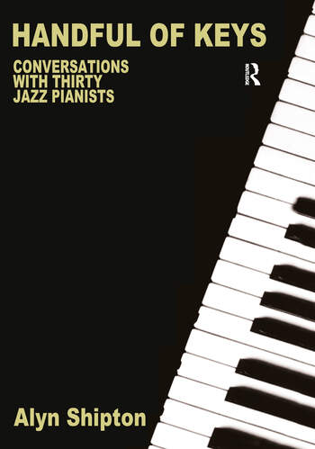 Handful of Keys Conversations with 30 Jazz Pianists book cover
