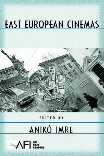 East European Cinemas book cover