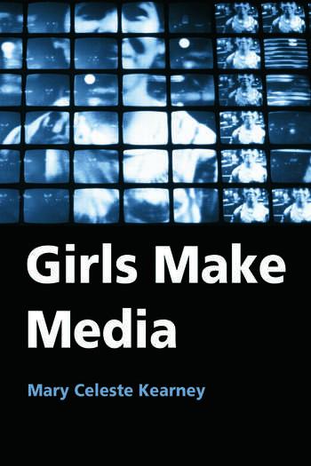 Girls Make Media book cover