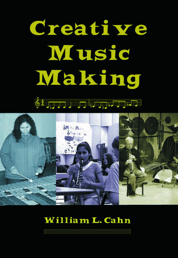 Creative Music Making book cover