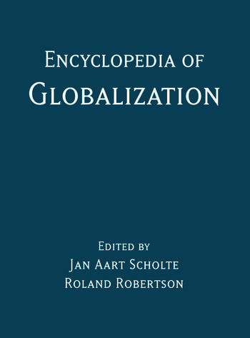 Encyclopedia of Globalization book cover