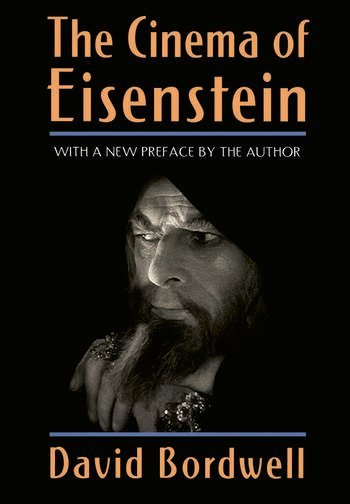 The Cinema of Eisenstein book cover
