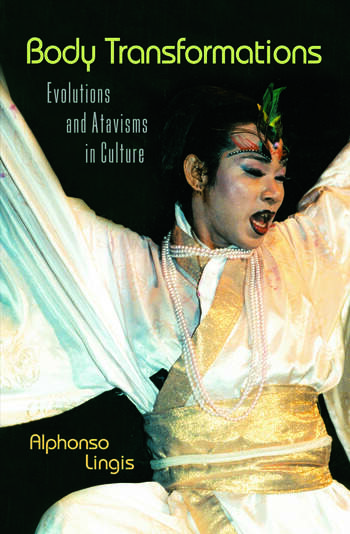 Body Transformations Evolutions and Atavisms in Culture book cover
