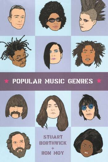 Popular Music Genres An Introduction book cover