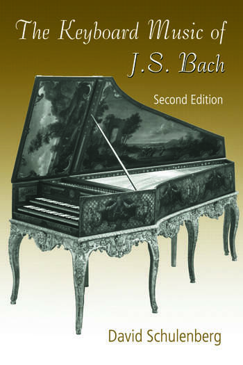 The Keyboard Music of J.S. Bach book cover