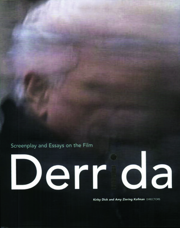 Derrida Screenplay and Essays on the Film book cover