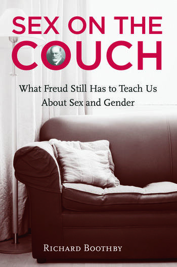 Sex on the Couch What Freud Still Has To Teach Us About Sex and Gender book cover