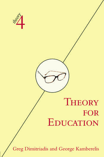 Theory for Education Adapted from Theory for Religious Studies, by William E. Deal and Timothy K. Beal book cover