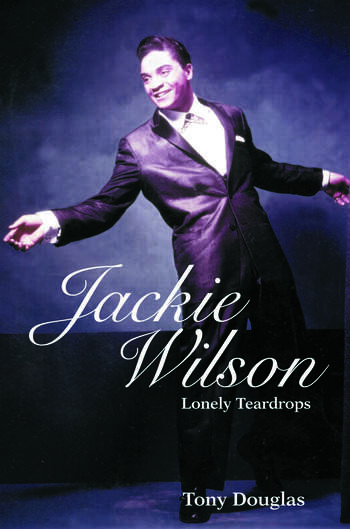 Jackie Wilson Lonely Teardrops book cover