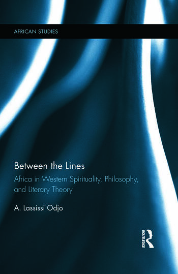 Between the Lines Africa in Western Spirituality, Philosophy, and Literary Theory book cover