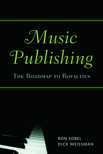 Music Publishing The Roadmap to Royalties book cover