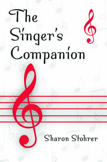 The Singer's Companion book cover