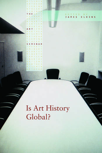 Is Art History Global? book cover