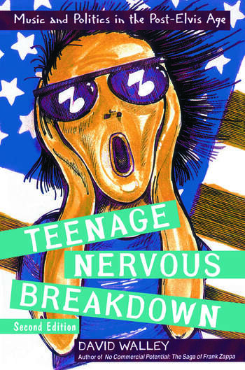 Teenage Nervous Breakdown book cover