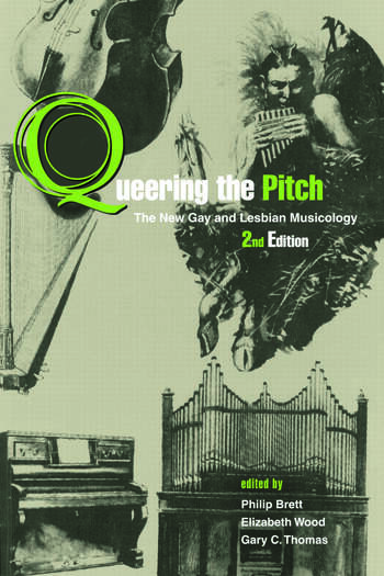 Queering the Pitch book cover