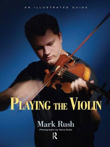 Playing the Violin book cover