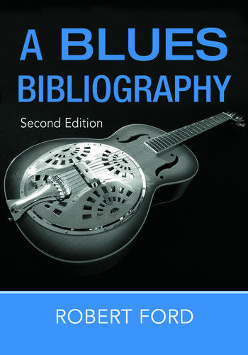 A Blues Bibliography book cover