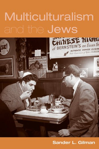 Multiculturalism and the Jews book cover