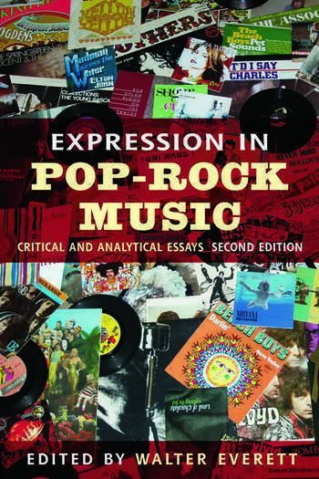 Expression in Pop-Rock Music Critical and Analytical Essays book cover